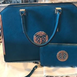 Handbags - Pocketbook with Matching Wallet
